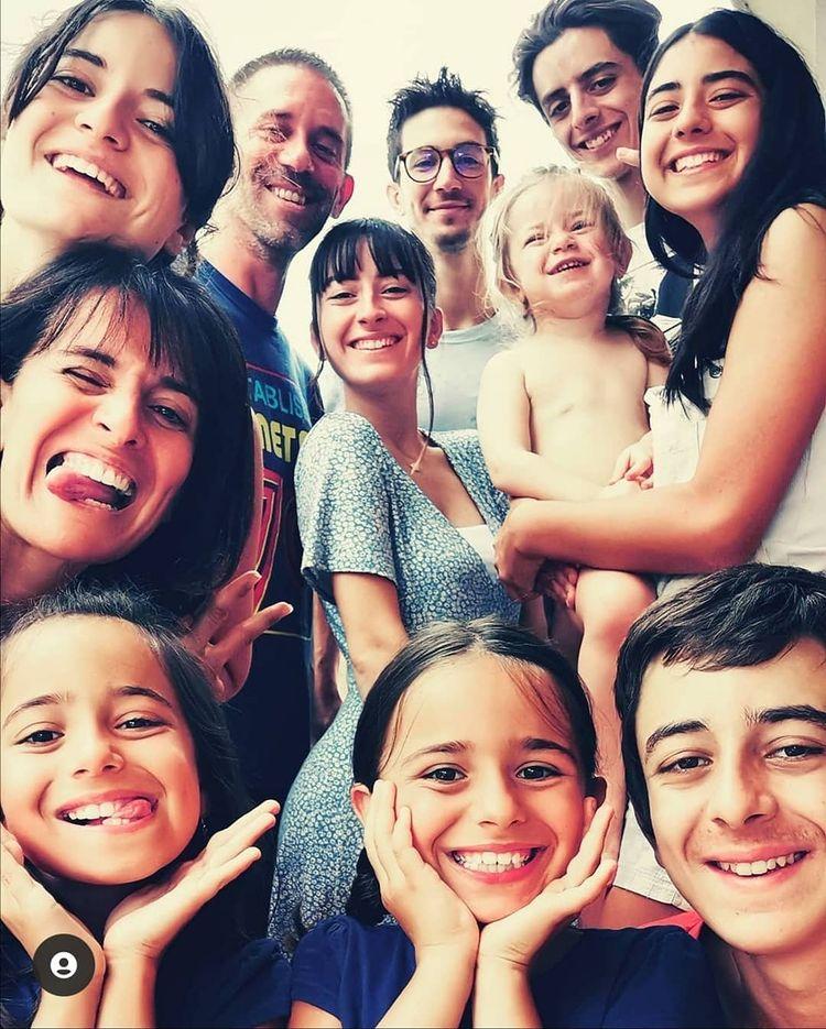 La famille Blois des familles nombreuses, la vie en XXL