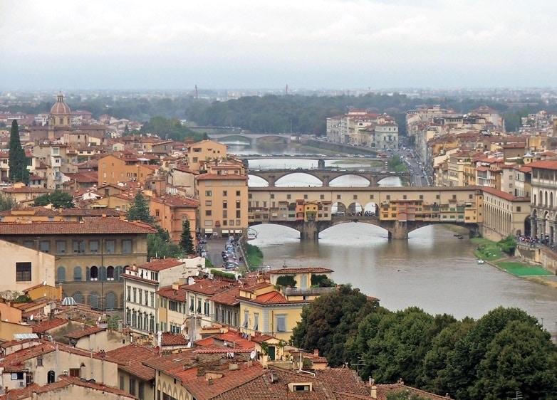 la ville de florence en italie
