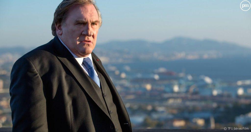 Gérard Depardieu à Marseille