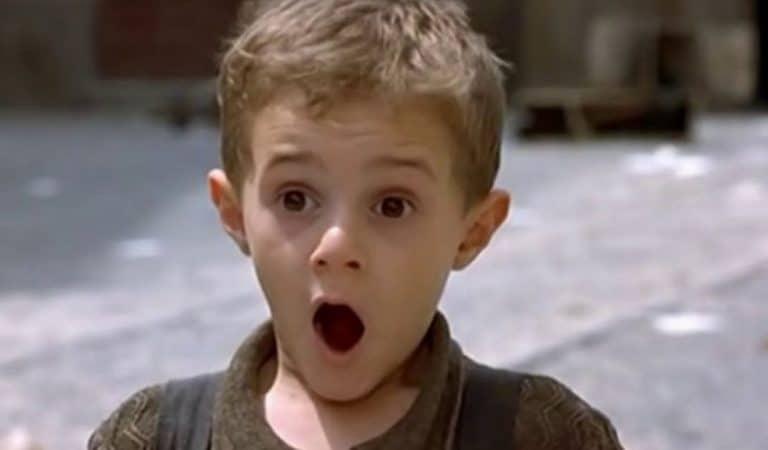 «La vie est belle» : qu'est devenu le petit Giosué (Giorgio Cantarini) 24 ans après le film ?