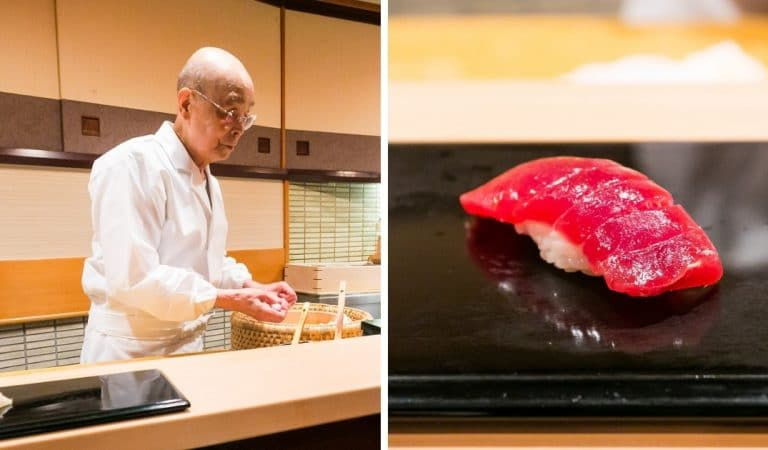 16 euros le sushi : au Japon, le restaurant légendaire de Jiro Ono reçoit des clients prestigieux