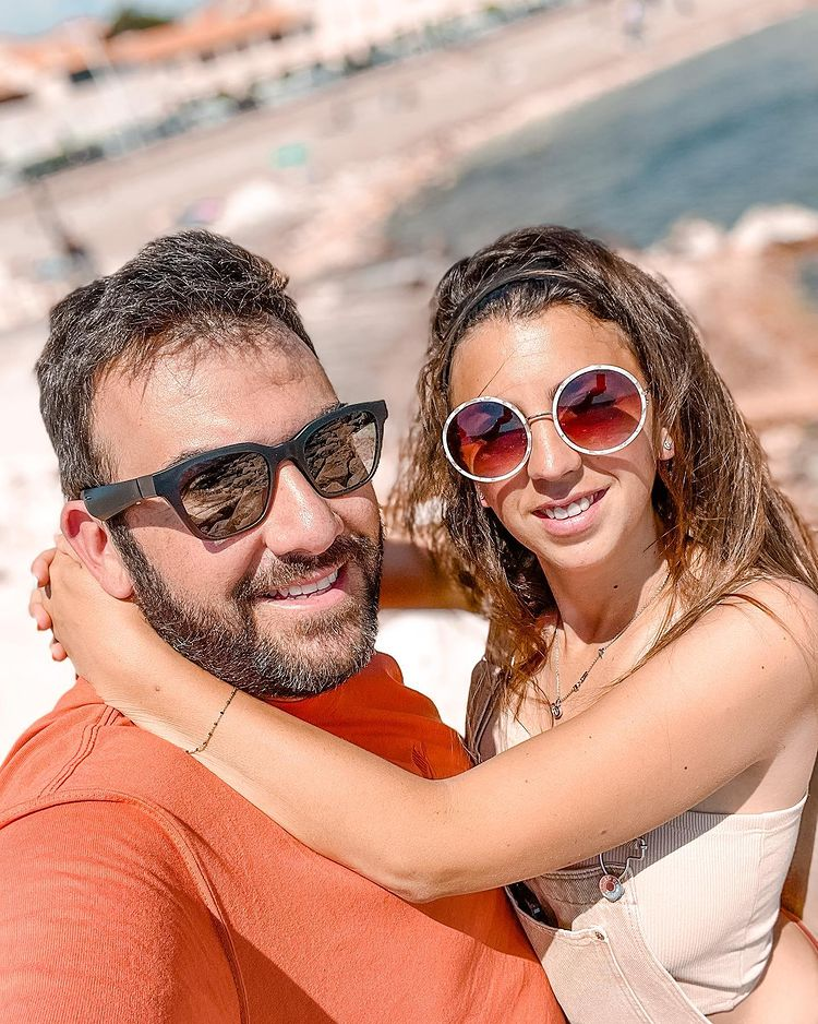 Laurent Ournac et sa femme