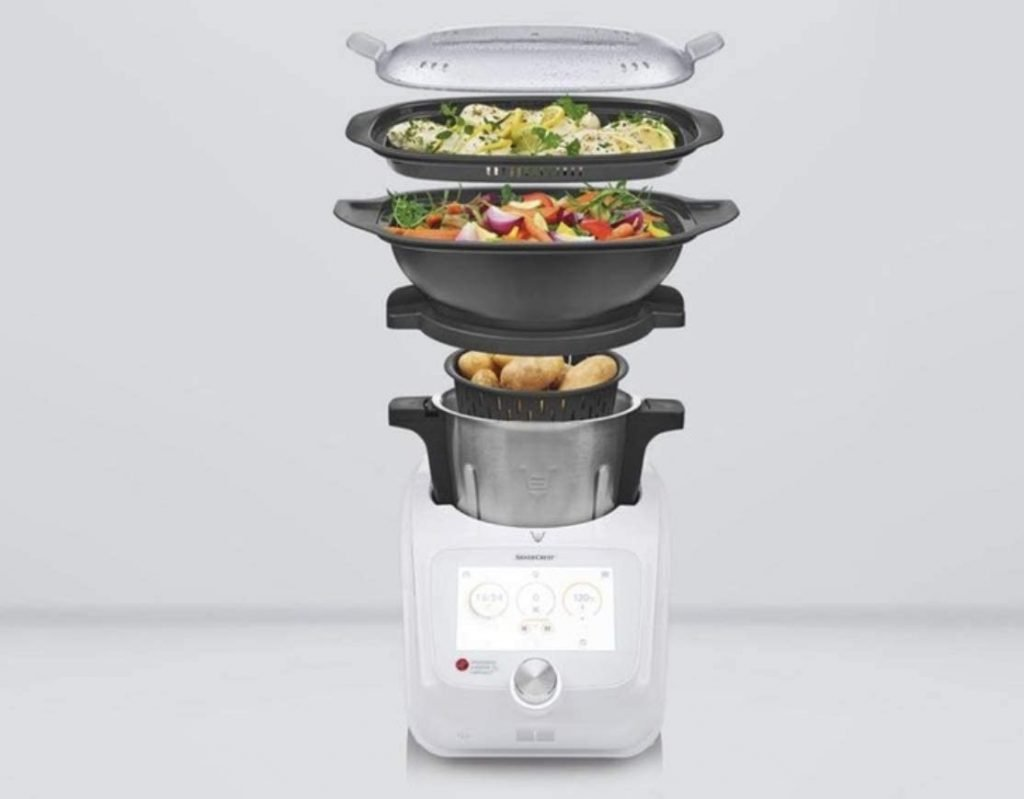 le robot monsieur cuisine connect de lidl