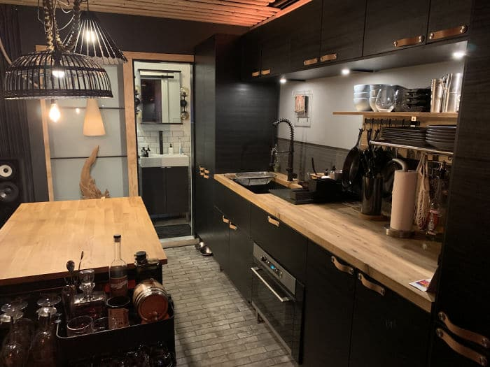 La cuisine de Will Breaux