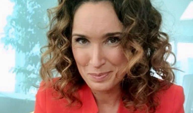 Marie-Sophie Lacarrau la jambe en l'air : la journaliste comme vous ne l'avez jamais vue !