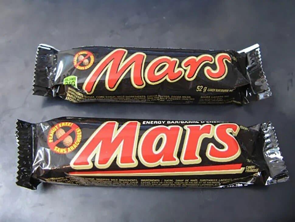 Barres de Mars
