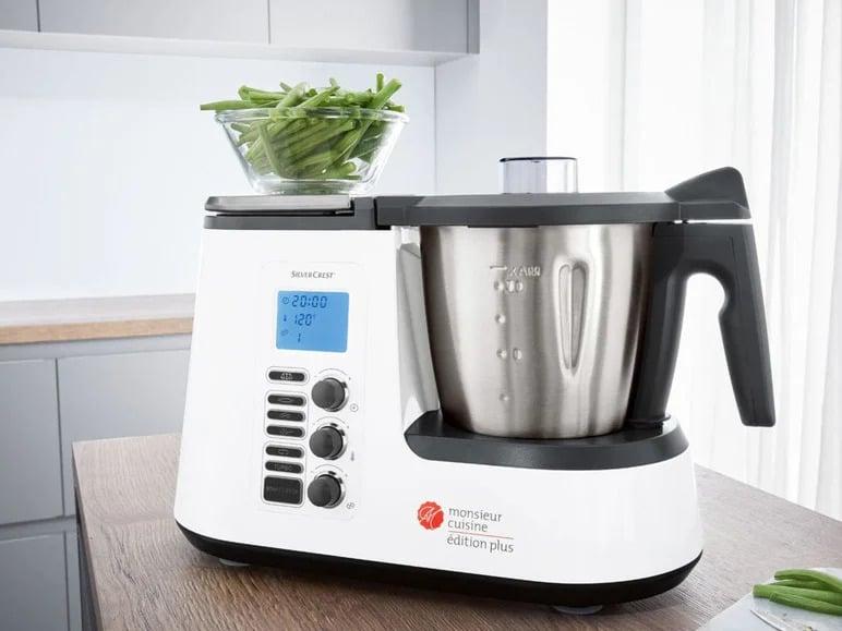 le robot monsieur cuisine edition plus de Lidl