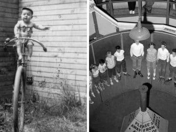 le manque de sécurité dans les années 1950-60
