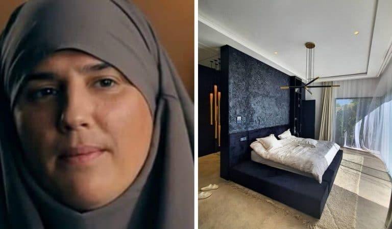 Diam's : les photos de sa villa de luxe à Marrakech partagées par l'architecte