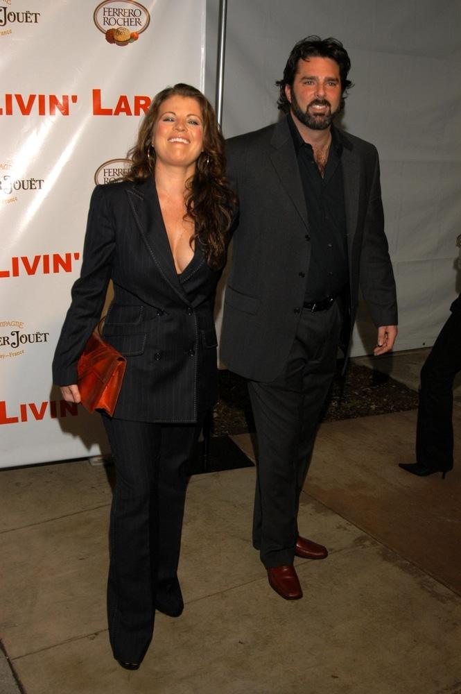 Yasmine Bleeth et Paul Cerrito