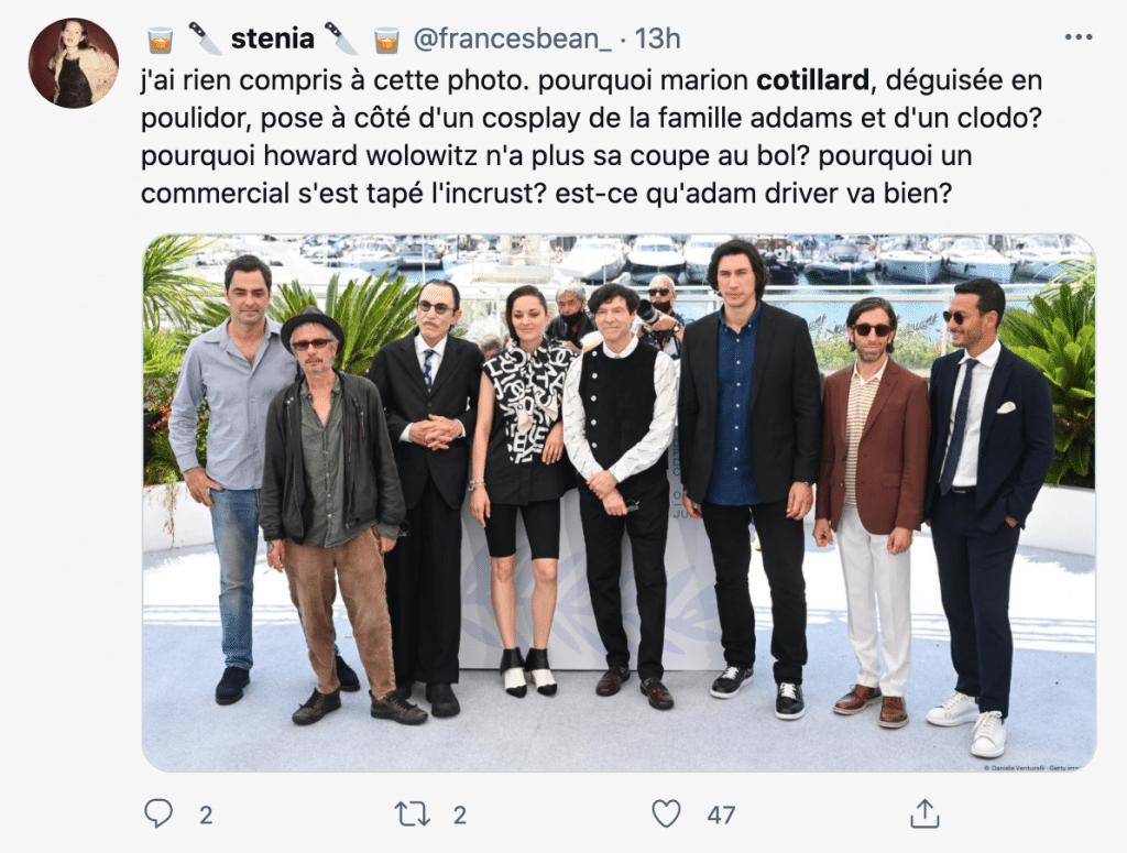 L'actrice d'Annette de Léos Carrax