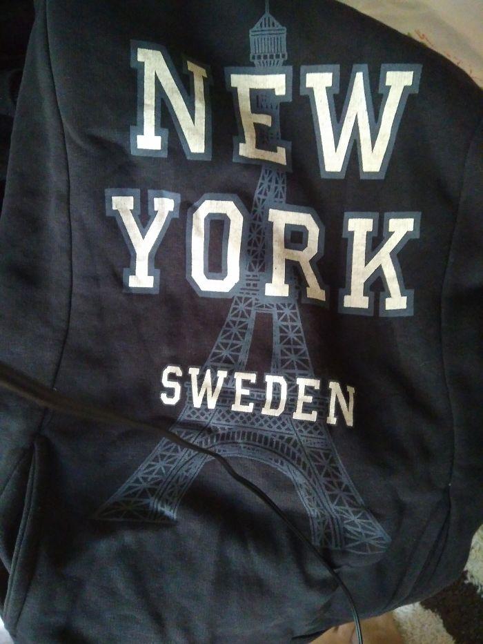 un tee-shirt New York