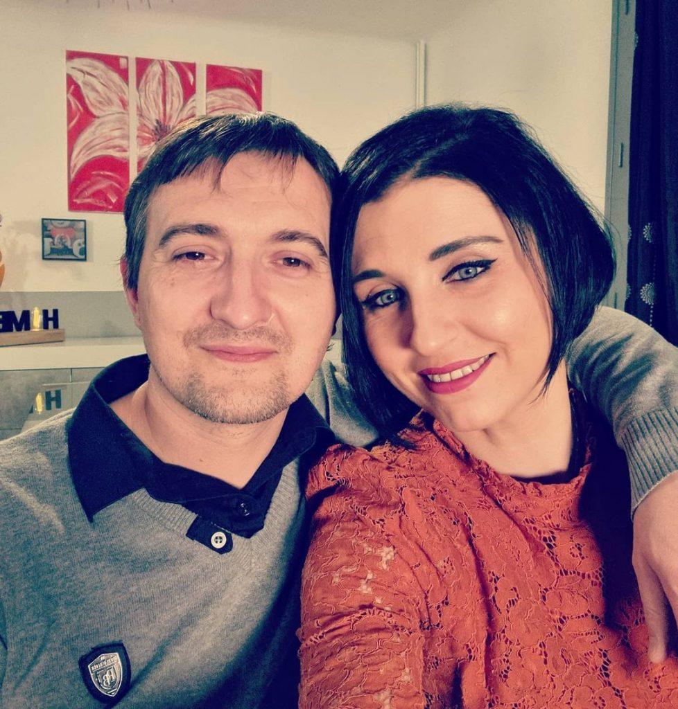 Amandine and Alexandre Pellissard