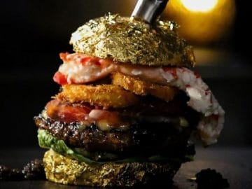 Le Golden Boy Burger