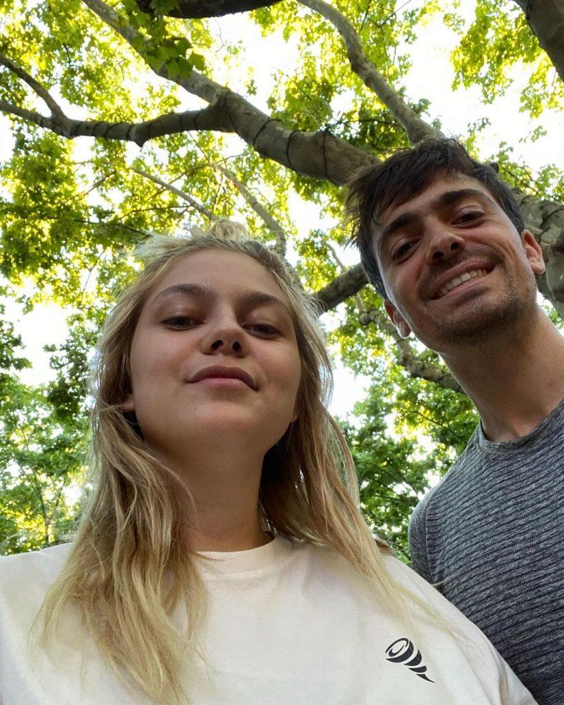Louane et Florian Rossi