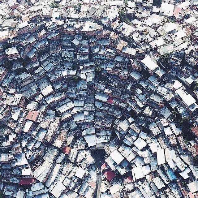 la ville de Petara au Venezuela