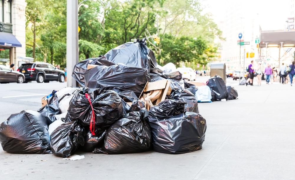 sac à ordures