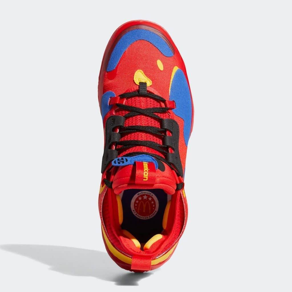 baskets adidas mcdonald's