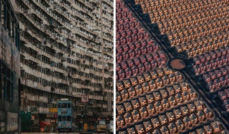Quand des villes entières se transforment en enfer urbain (21 photos)