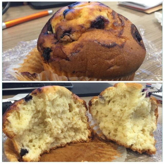 un muffin