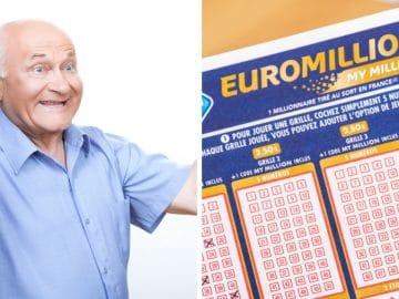 le gagnant français de l'euromillions