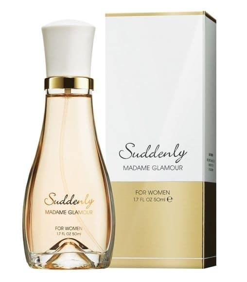 le parfum madame glamour de lidl