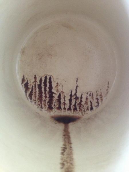 du marc de café