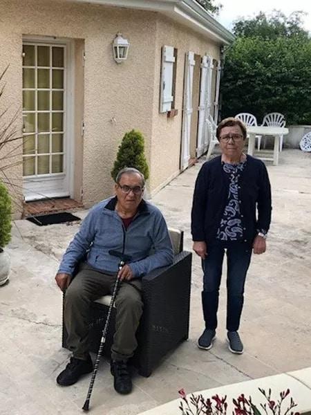 Mr et Mme Carneiro