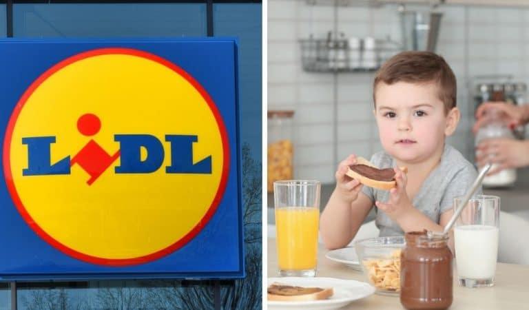 La « meilleure pâte à tartiner » de l'année est chez Lidl pour moins de 2 euros !