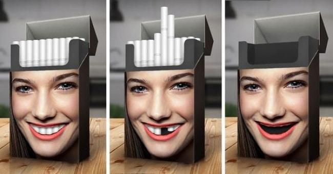 une campagne contre le tabac