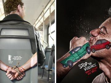 des publicités marquantes