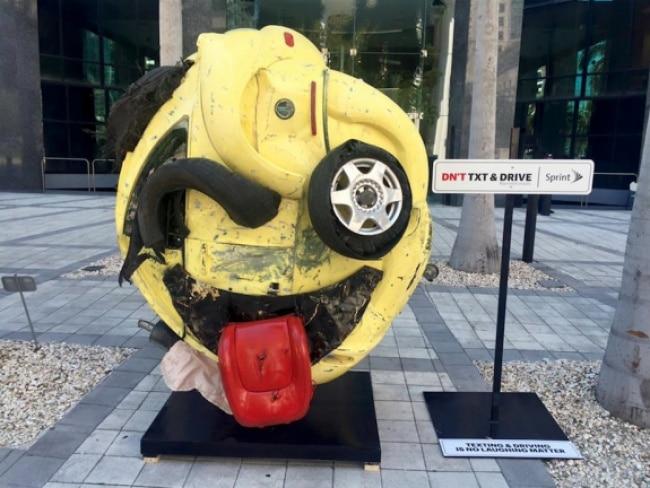 une campagne pour la sécurité routière