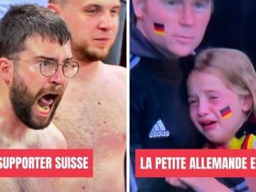 les meilleurs supporters de l'euro 2021