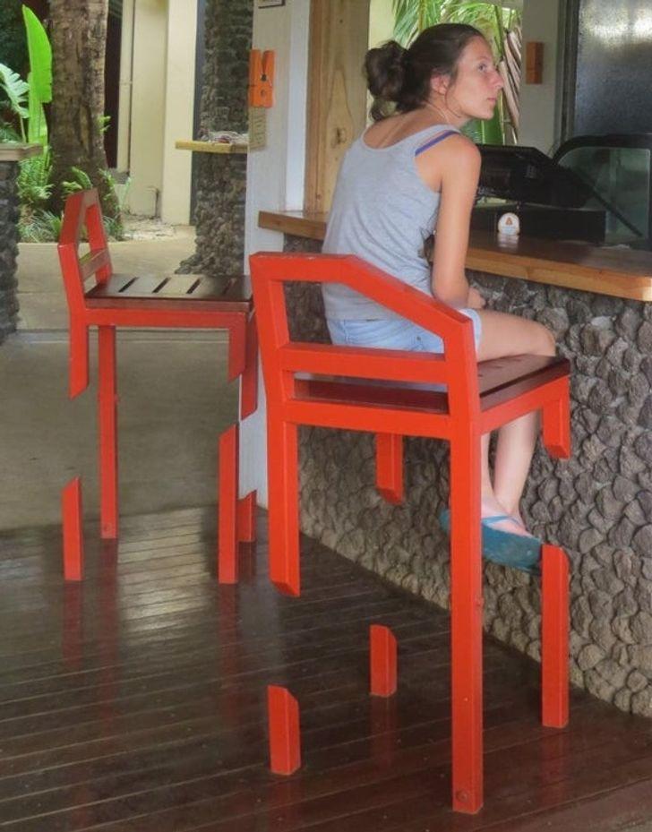 chaise-flottante-photo-réelle
