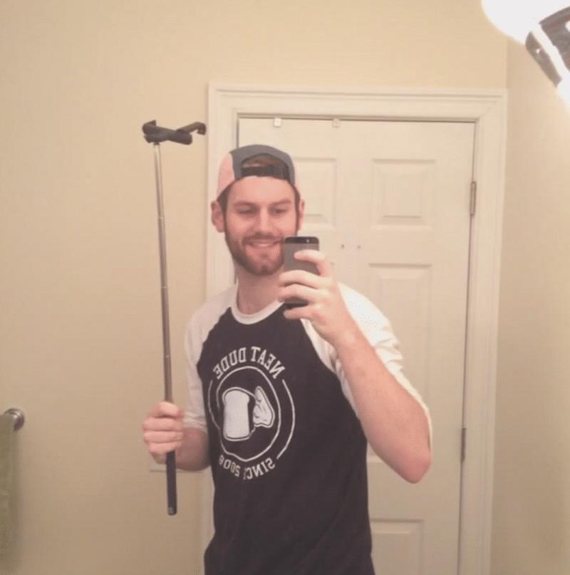 perche-selfie-téléphone