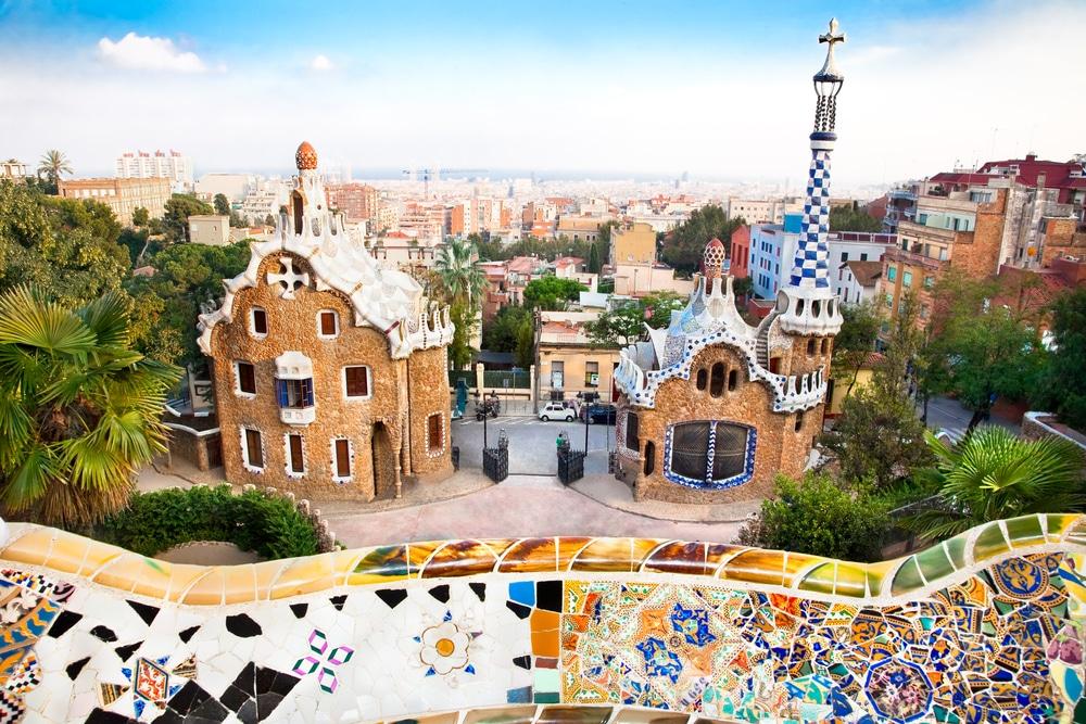 Vacances à Barcelone