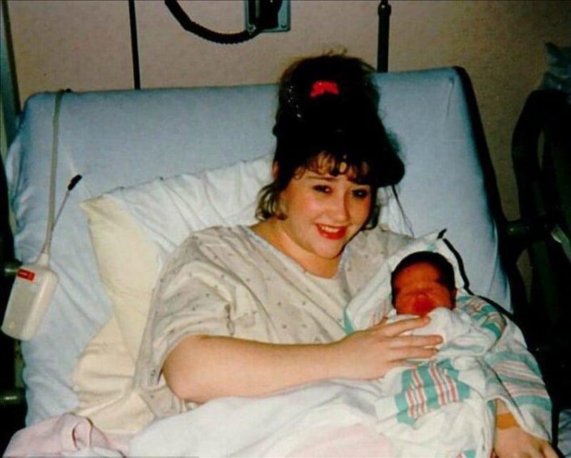 Boc Brown à la naissance