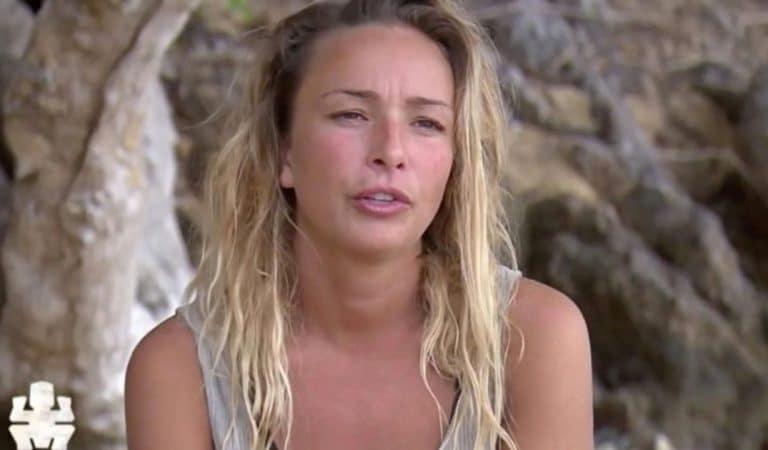 Koh-Lanta, La légende : les rapprochements physiques au cœur des soirées, Cindy Poumeyrol balance !