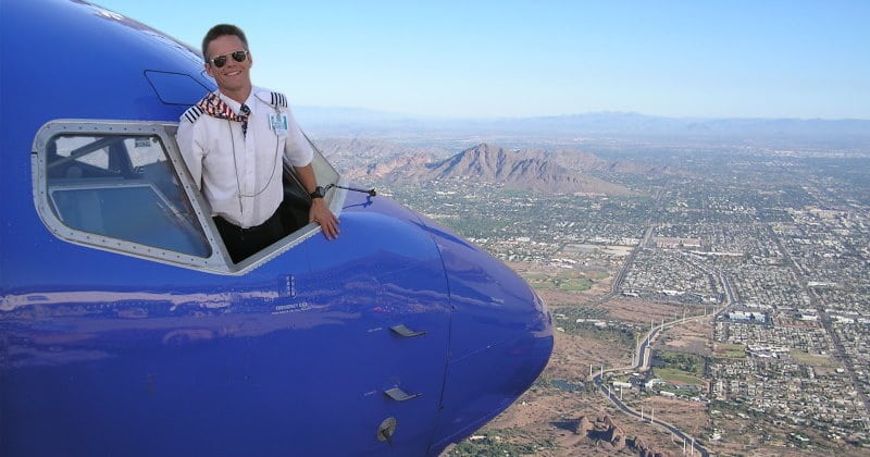 reflet-aéroport-avion