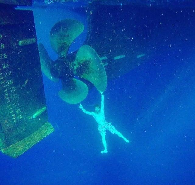 Choses-géante-hélice