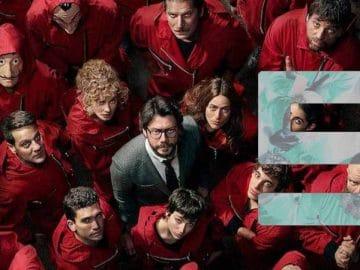 la casal del papel S5 films et séries Netflix