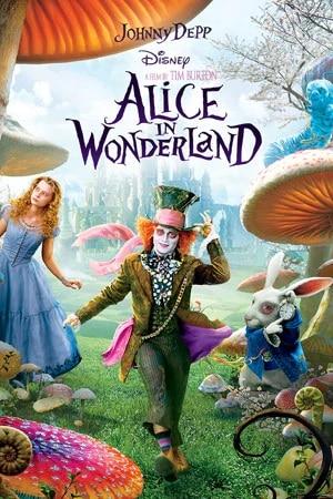 Alice au pays des merveilles - Johnny Depp