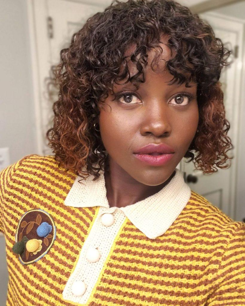 résistance au soleil de Lupita Nyong'o: phototype 6