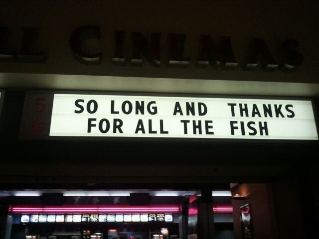 merci pour le poisson