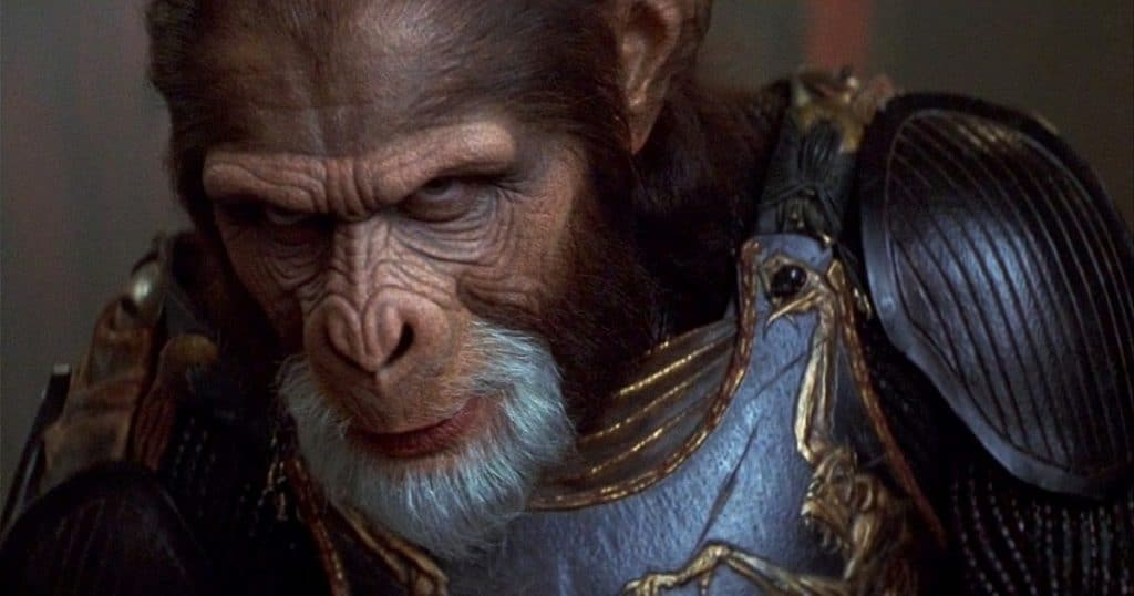Film La planète des singes - Acteurs notables