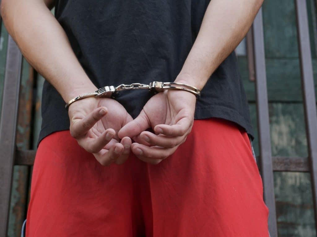 Arrestation de Tyson Gilbert