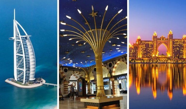 Dubaï : 10 preuves que c'est une ville où tout est démesuré