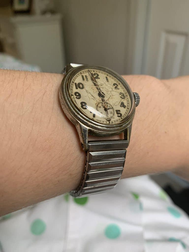 La montre de son grand-oncle