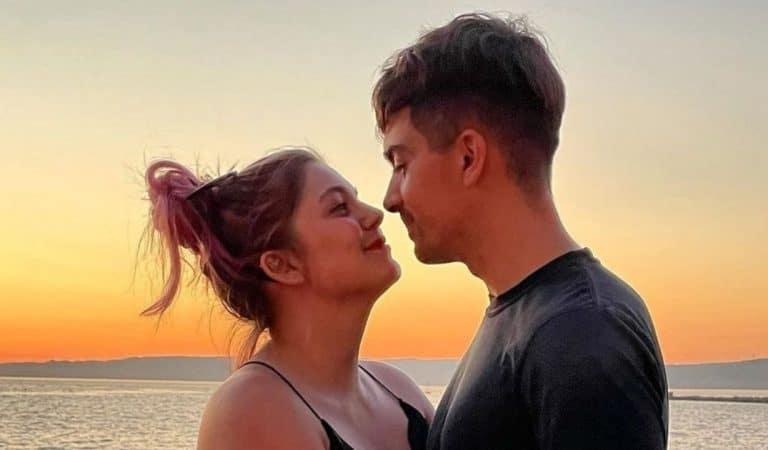 « Le vrai coup de foudre à sens unique » : Louane se confie sur sa rencontre avec son chéri Florian Rossi !