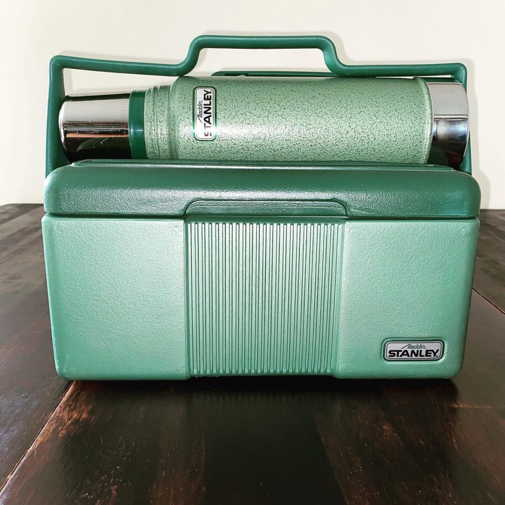 Lunch box et thermos Objets vintage
